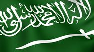 Stock Illustration of flag of saudi arabia