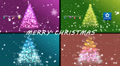 Christmas tree\Logo\Slogan AE Template