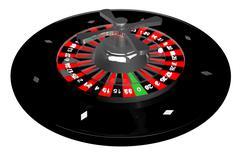 Roulette - 3D model