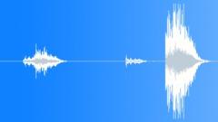 Räjähtävä ääniä 3 Äänitehoste