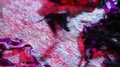 panties on ground undressed items post sex undressed floor 1 - stock footage