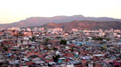 Rio de Janeiro Slum / Favela do Jacarezinho Stock Footage