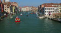 4K 4096x2304 Grand Canal in Venice, Italy, time-lapse. Footage