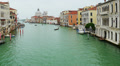4K 4096x2304 Grand Canal in Venice, Italy. Footage