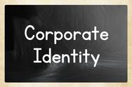 Stock Illustration of corporate identity