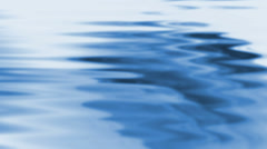 Abstract water waves Stock Footage