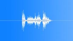 Human Burping 3 - sound effect