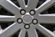 Stock Photo of car alloy rim
