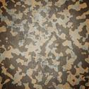 Stock Illustration of desert army camouflage background