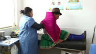 Stock Video Footage of Medical Centre. Rural Ecuador.