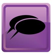 Stock Illustration of Chat Icon