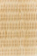 Wicker wood pattern background Stock Photos