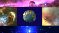 Tao and universe Stock Footage