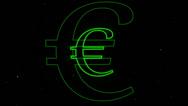 Euro Loop Stock Footage