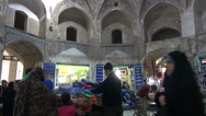 Stock Video Footage of Beautiful bazaar in Iran