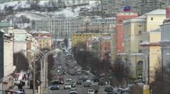 Murmansk Stock Footage