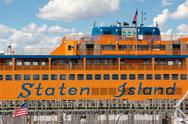 Stock Photo of Staten Island Ferry