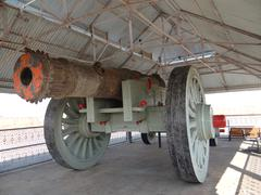 The Jaivana cannon, jaipur Stock Photos