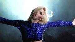 Sensual Dance - stock footage