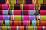 Stock Photo of Multicolor cloth background