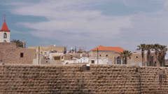 Acre sea view 0411 5 - stock footage