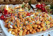 Stock Photo of struffoli