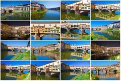 Ponte Vecchio Stock Illustration