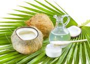 Stock Photo of coconut oil.