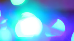 Color spots background Stock Footage