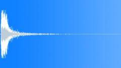 Orchestral Hit F sharp minor short reverb Sound Effect