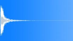 Orchestral Hit D minor short reverb Sound Effect