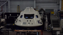 Orion MS Stock Footage