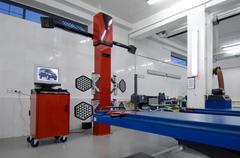 device for car diagnostics - stock photo