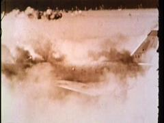 Atomic Bomb Testing 1940s 1950s - stock footage