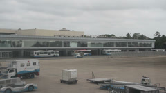 Bandaranaike International Airport Stock Footage