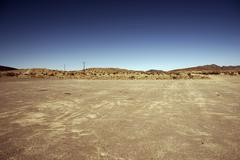 nevada outback theme - stock photo