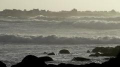 Atlantic Ocean France 1 Stock Footage