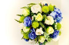 Stock Photo of Romantic bouquet