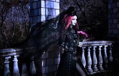 Goth Stock Photos