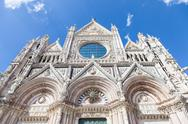 Stock Photo of duomo di siena