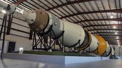 Saturn V Front Arkistovideo