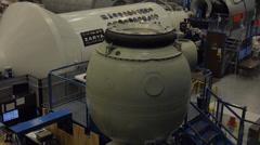 Soyuz MS Stock Footage