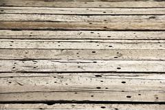 Wooden Texture Floor - stock photo