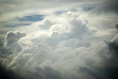 Stock Photo of cloudy sky