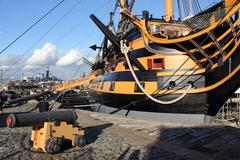 HMS Victory Stock Photos