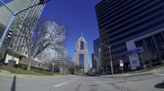 4K Downtown Pittsburgh Driving 3913 Stock Footage