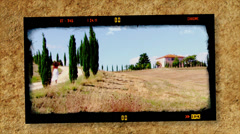 Tuscany montage - stock footage