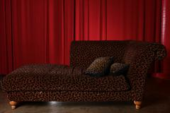 Stage theater drape curtain element Stock Photos