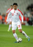 Tunisian player Amine Chermiti Stock Photos