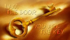 You Are The Key Stock Footage